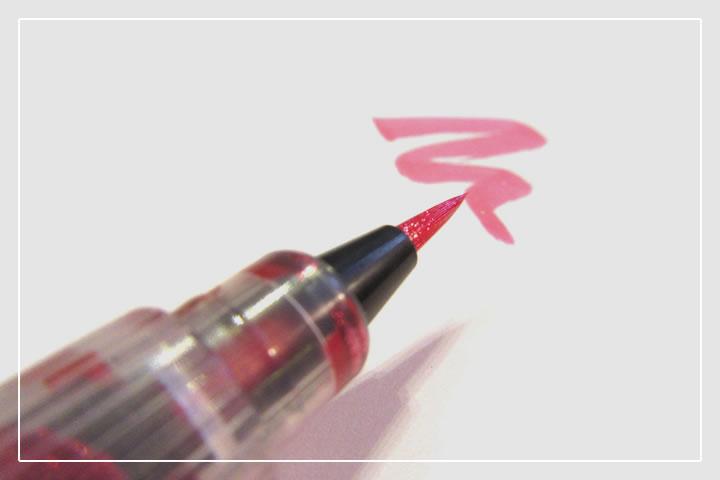 様々な場面で活躍する変わった筆ペン紹介 【カラー編】。