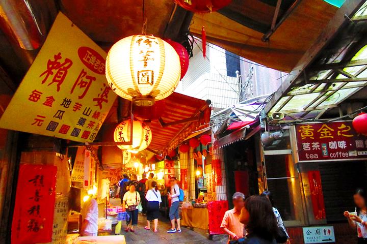 日本では珍しい、台湾の変わった食と建造物の紹介。