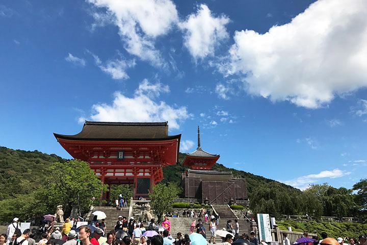 地名:清水寺