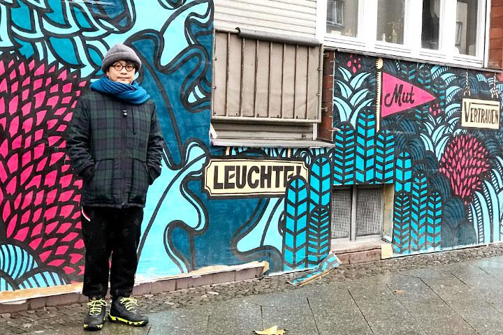 僕とストリート・アート