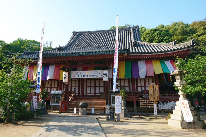 浄土寺の本堂