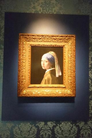 フェルメールの「真珠の耳飾りの少女」