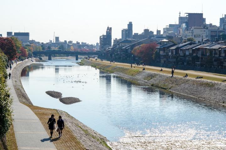 京都でサイクリングを楽しもう!おすすめ川沿いコース3選。