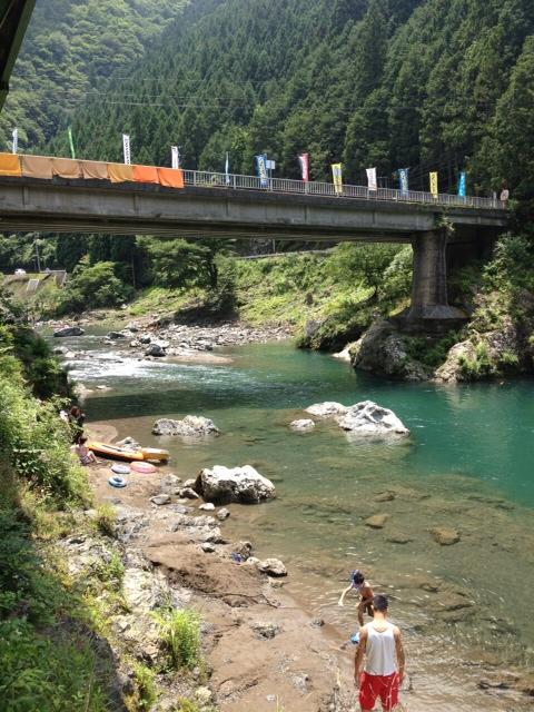 奈良県天川村
