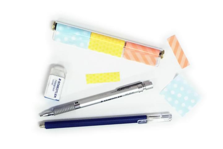 PENtONEとボールペンとシャープペンシル