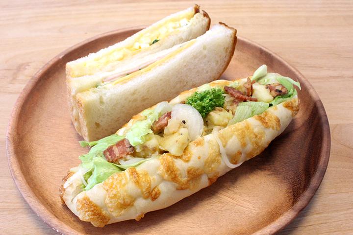 ブリエ(briller)のサンドイッチ