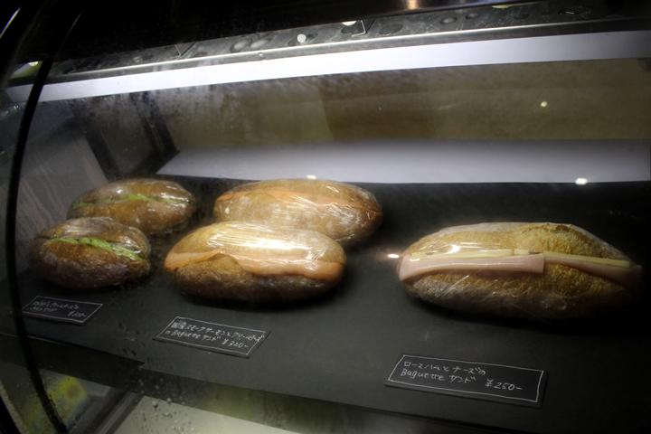 ラ ロッタ ベーカリー(La LOTTA BAKERY) サンドイッチコーナー