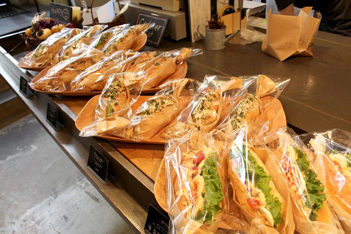 Salvador (サルヴァドール) サンドイッチコーナー