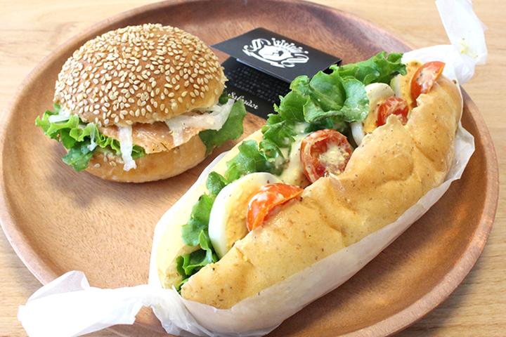 Salvador (サルヴァドール)のサンドイッチ