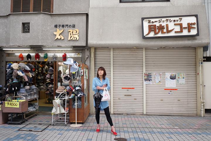 水道筋商店街02