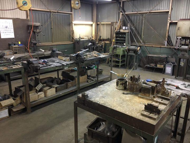 工場の風景