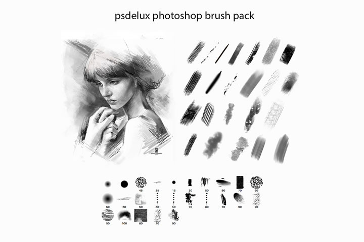 Photoshop Brush Pack