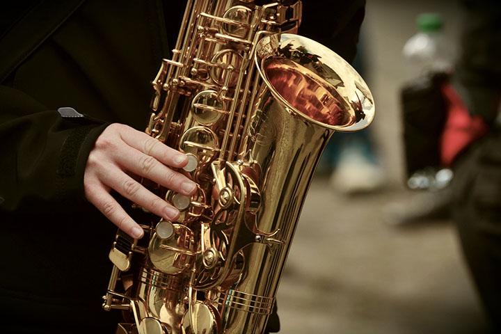 春風と音楽。神戸のジャズフェスに行ってきた。