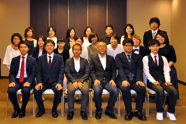 第13期経営計画発表会を行いました。